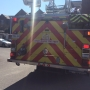 Chemical spill causes evacuation of a UTC Building